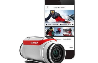 TomTom Bandit will compete action camera 2015 GoPro