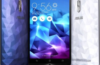 ASUS ZenFone 2 Deluxe Special Edition - smartphone with a drive capacity of 256 GB
