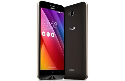 Asus ZenFone Max - smartphone with long battery life 2015 of 5000 mAh