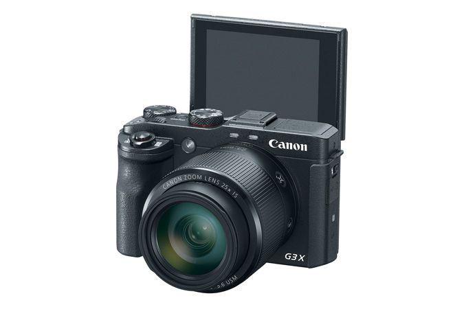 Canon PowerShot G3 X review: new camera with nice zoom