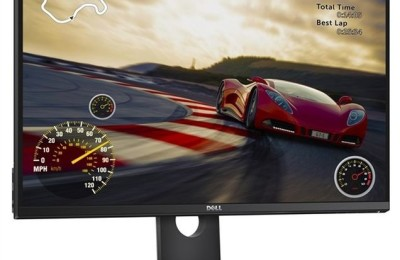 Dell introduced a curved monitor S2716DG