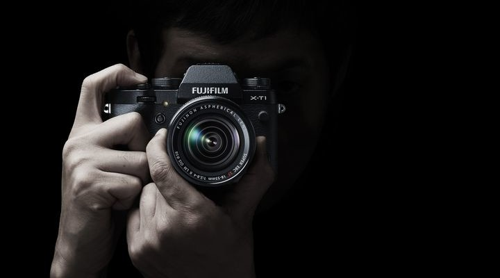 Fujifilm X-T1 IR presented the camera can shooting infrared