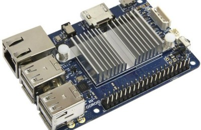 Hardkernel Odroid-C1 +: single board computer for $ 37