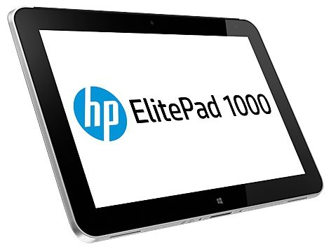 HP ElitePad 1000 G2 - new tablet of premium design