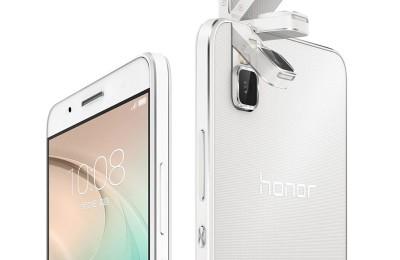 Huawei Honor 7i - smartphone with flip camera