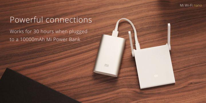 Mi Wi Fi Nano Tiny Router From Xiaomi For 12