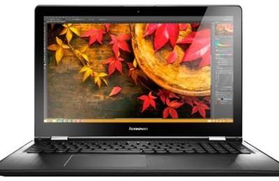 New beautiful laptop: Lenovo Yoga 500 14 review