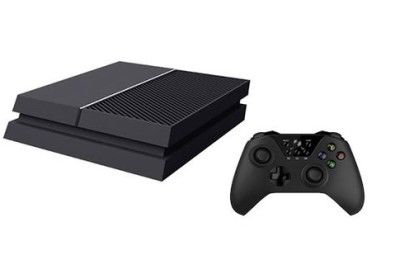 New game console OUYE - «clone» PS4, OUYA and Xbox One