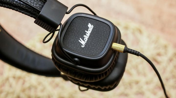 New Headphones 2015: Marshall Major II review