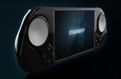 Smach Zero - portable game console Steam Machine for $ 299