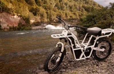 Ubco 2x2 - off-road electric motorcycle