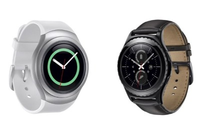 IFA 2015. Samsung is smart watches Samsung Gear S2 OS Tizen