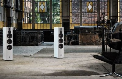 New Speaker System DALI Rubicon 8