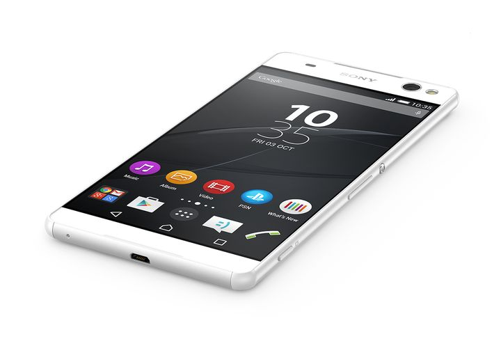 Smartphone Sony Xperia C5 Ultra Review