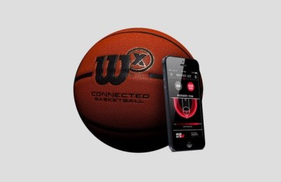 Wilson X - new smart basketball, which increases the effectiveness of training