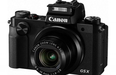Canon PowerShot G5 X and Canon PowerShot G9 X: compact premium cameras