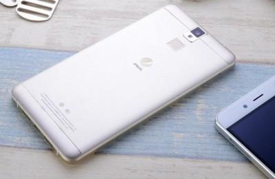 Official Pepsi smartphone: metall body and fingerprint scanner