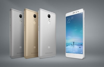 Xiaomi introduced smartphone Redmi Note 3, tablet Mi Pad 2 and payment system Mi Wallet