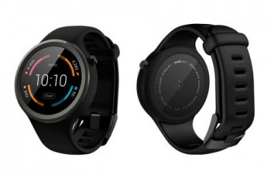 Motorola Moto 360 Sport: release date and price