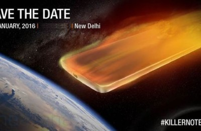 New teaser Lenovo K4 Note: 3GB of RAM, fingerprint reader and NFC