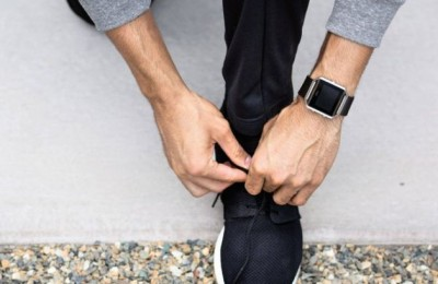 Review Fitbit Blaze: first wearable device with color display