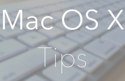 Mac For Dummies: 10 helpful tips for new users of Mac OS X