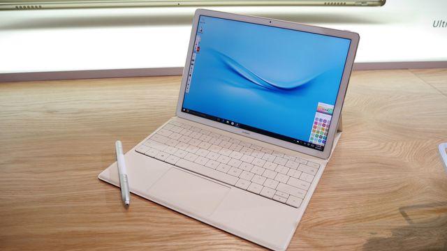 Review Huawei MateBook: killer iPad Pro on Windows 10