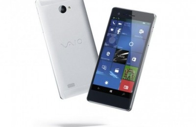 VAIO Phone Biz: smartphone with Windows 10 Mobile and Continuum