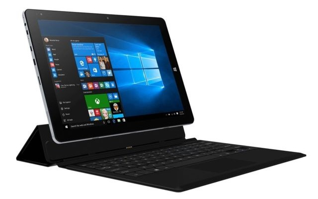 Review Chuwi Vi10 Plus: Windows 10 tablet and a killer of Microsoft Surface 3