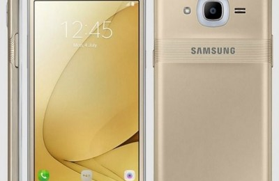 Samsung Galaxy J2 (2016) - budget smartphone with an unusual feature Smart Glow