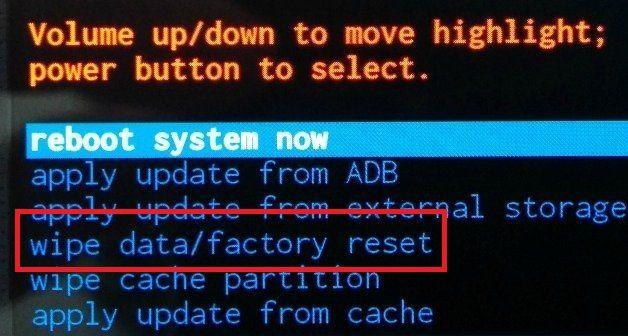 Hard Reset Honor 4C: restore factory settings