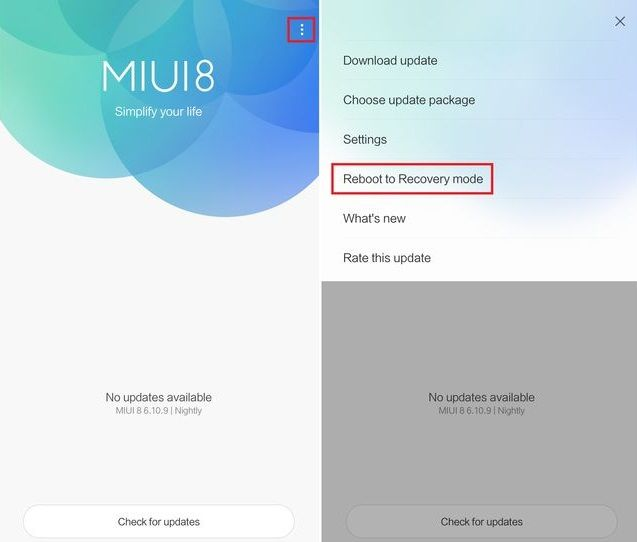 Xiaomi Redmi Note 3 hard reset: unlock bootloader
