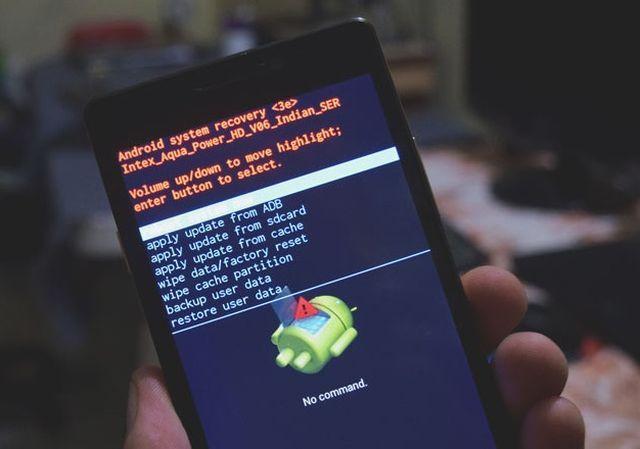 Как сделать восстановление данных на андроид