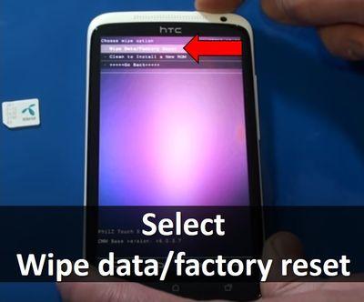 Htc One Restore Factory Hard Reset Remove Pattern Lock - Www