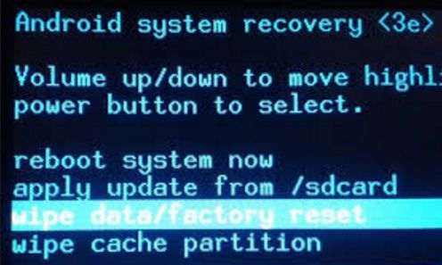 s7262 hard reset: remove lock pattern and factory reset