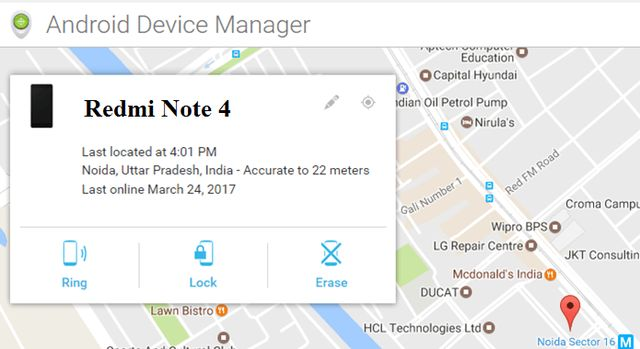 Xiaomi Redmi Note 4 Hard reset and Flashing