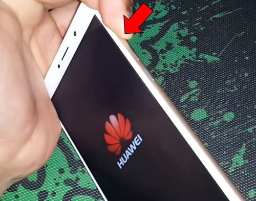 Huawei Enjoy 7 Plus hard reset: bypass lock screen pattern