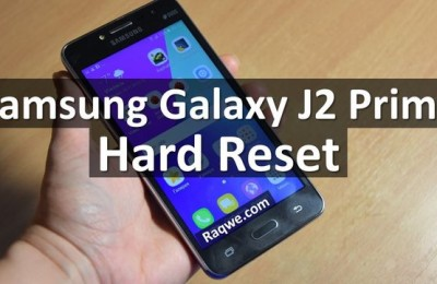 Samsung Galaxy J2 Prime hard reset: Step-by-Step Tutorial
