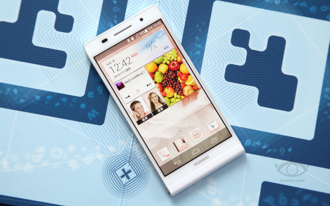 HUAWEI Ascend P6 early experience – thickness of only 6.18mm, the world's thinnest smartphone