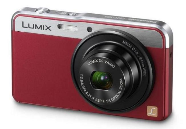 Compact camera Panasonic Lumix DMC-XS3 digital