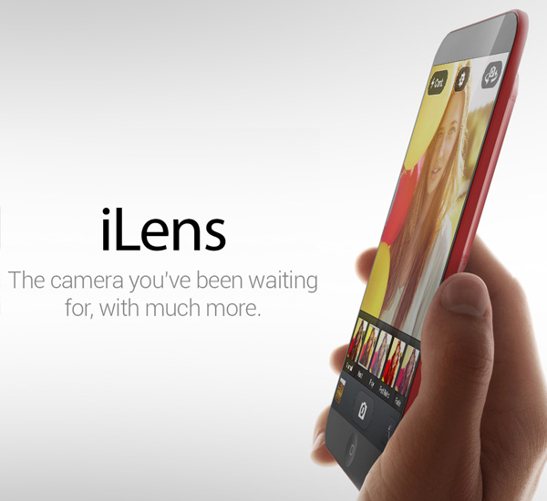 How will iLens – ultra-thin camera from Apple?