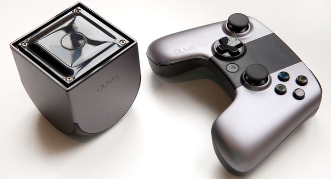 Overview Ouya: «independent» Android game console
