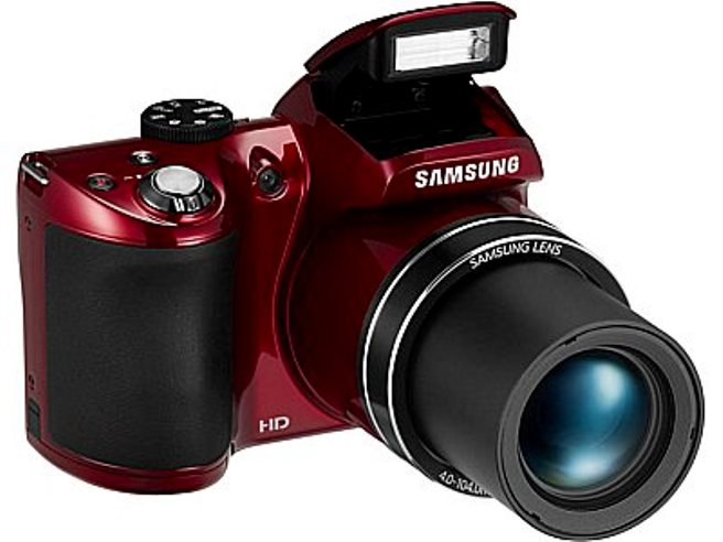 Samsung announces camera WB110 with 26x superzoom