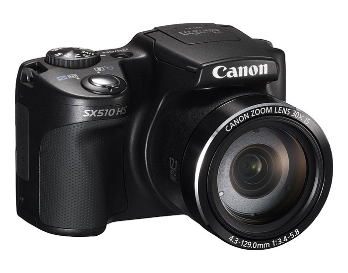 The new camera Canon PowerShot SX510 HS and SX170 IS