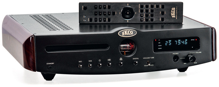 EKCO reconcile the past with the future. Overview CD-proigryvatelya/TsAP EKCO EV55DP