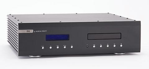 We have a future CD. Review of CD-player Musical Fidelity M6TSD
