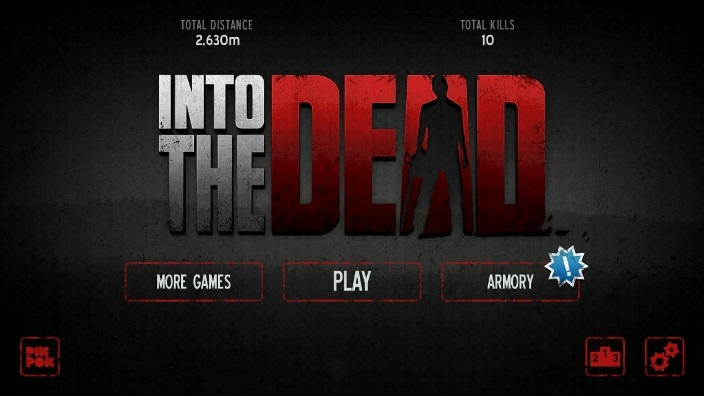 Games Review Into The Dead