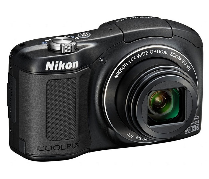 Nikon Coolpix L620: a small camera with 14x zoom
