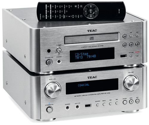 Overview of Network Receiver / CD-player TEAC NP-H750/CD-H750