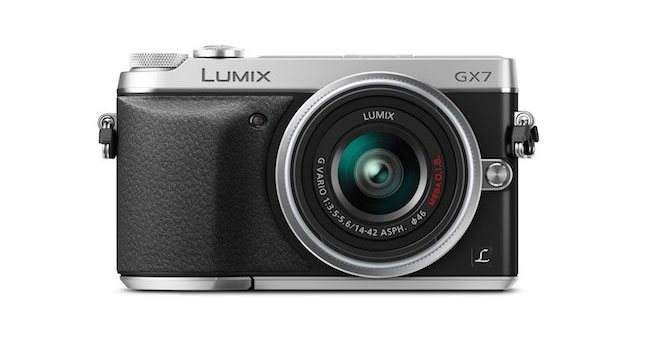 Panasonic Lumix GX7: compact Micro 4:3 camera with rotating viewfinder and retro body
